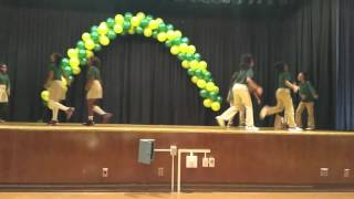 In Step with the 7 Habits- P.S. 74 Steppers