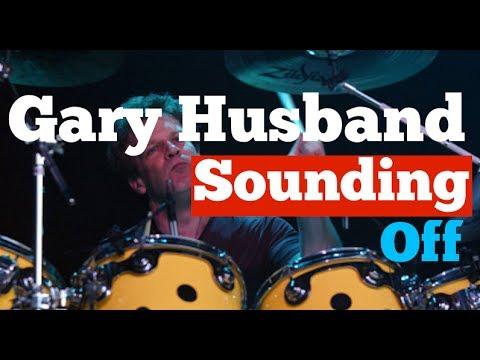 Gary Husband - Drummer and Keyboardist Sounding Off Interview