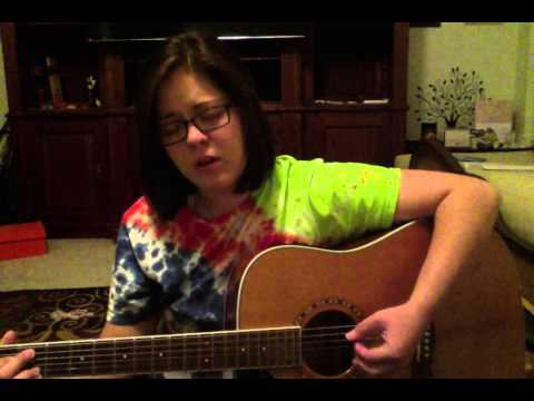 Stronger in the Broken Places cover by Emily
