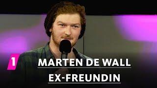Marten de Wall und seine Ex-Freundin
