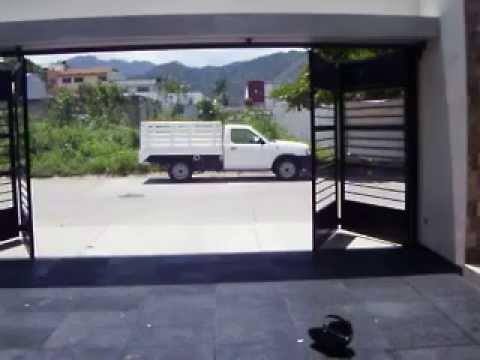 Abre puertas de garage cochera merik 711m youtube - Puertas automaticas para cocheras ...