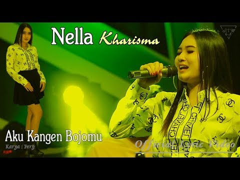 Aku Kangen Bojomu - Nella Kharisma  |  Official Lyric   #music