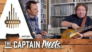The Captain Meets… Bernie Marsden –1959 Les Paul & PRS SE fun awaits!