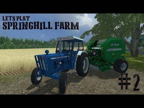 Farming Simulator 2013 - Springhill Farm - Ep 2
