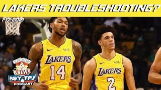 Have The Lakers Recovered From Skid? | Hoops & Brews