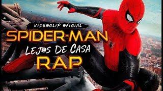 SPIDER-MAN: LEJOS DE CASA RAP「Sin Importar que Cueste」║ CLIP OFICIAL ║ JAY-F FT. BASTIÁN CORTÉS