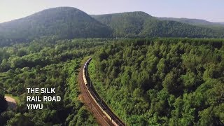 China Railway Express: From Silk Road to Silk Railroad