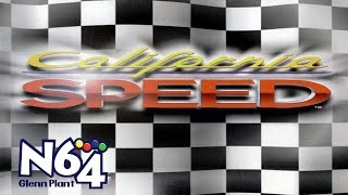 California Speed - Nintendo 64 Review - HD
