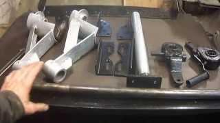 видео Универсальный стенд для ремонта двигателей, коробок ВАЗ, ГАЗ, УАЗ