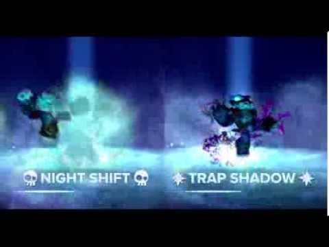 Night Shadow Preview