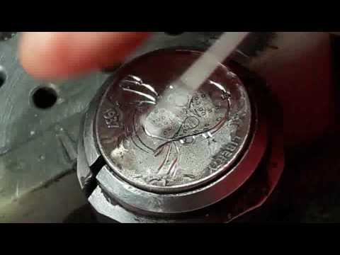 Friday The 13th Jason Coin Carving