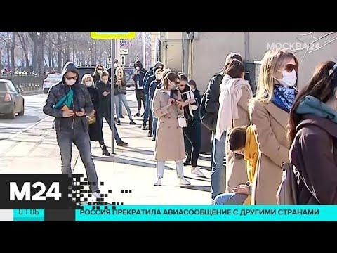Анализы на коронавирус теперь может сдать любой желающий - Москва 24