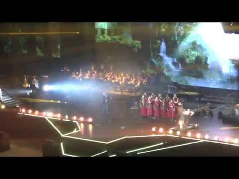 Havasi  Lebo M  Tears of the Sun Aréna 2014