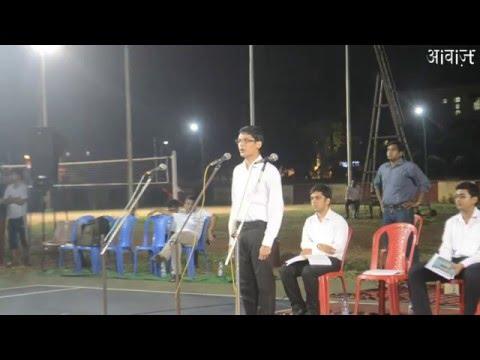SOAPBOX Yash Rajendra Bajaj, Candidate General Secretary Technology, TSG, 2016-17