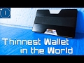 default - ROCO Minimalist Aluminum Slim Wallet RFID BLOCKING Money Clip - No.2
