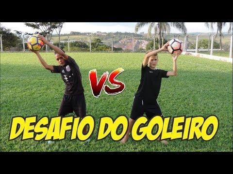 DESAFIO DO GOLEIRO (Aladdin vs Bolivia) Quem joga mais no GOL?