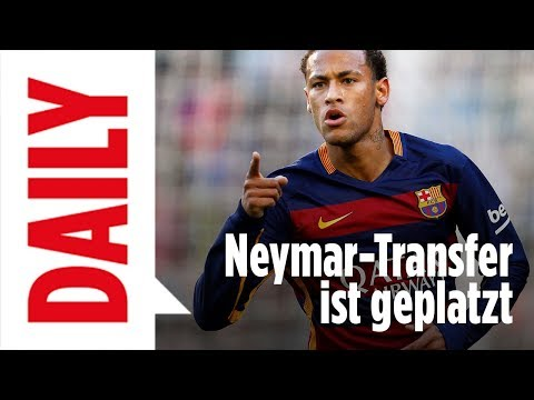 Neymar Wechsel