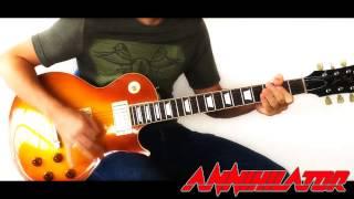 Stonewall - ANNIHILATOR Guitar Cover (HD)