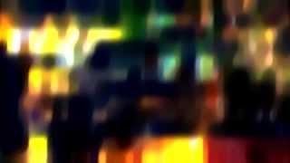 Accou - Night city walk [drone]