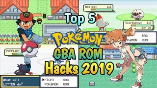 Top 5 Pokemon Gba Rom Hacks With Mega Evolution - Travel Online