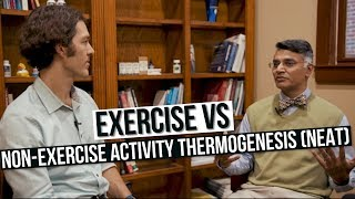 Exercise VS Physical Activity to Prevent Weight Regain w/ Krishna Doniparthi, MD