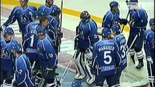 """""""Динамо"""" (Москва) - ЦСКА Суперлига 2006-09-16"""