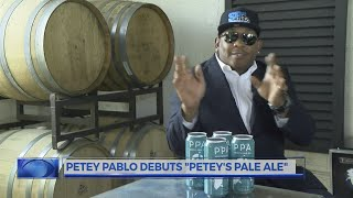 petey pablo partners with raleigh brewery