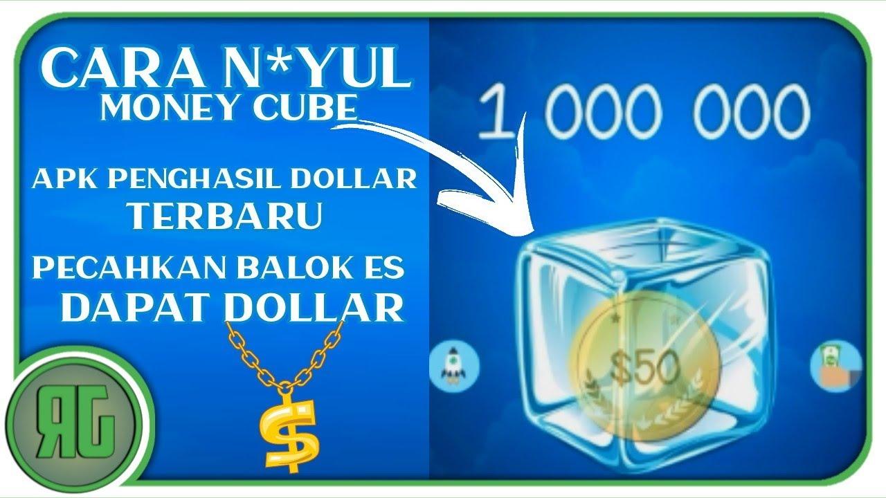 Hasil gambar untuk money cube cara nuyul