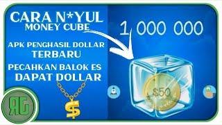 Trik Cara N*yul Money Cube - Pecahkan Balok ES Dapat Dollar