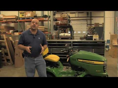 Don't Know? Ask Joe! 5 Tips on Troubleshooting a Lawnmower