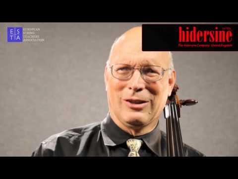 Cello Technique - Crossing Strings