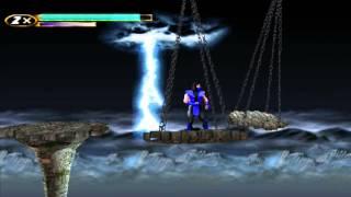 Mortal Kombat Mythologies Walkthrough - Level 2 (PSX)