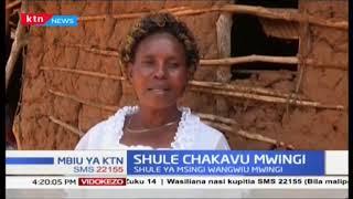 Shule chakavu katika eneo la Mwingi