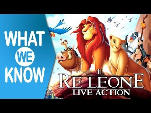 IL RE LEONE (2019) | Cosa sappiamo fino ad ora sul live-action Disney!