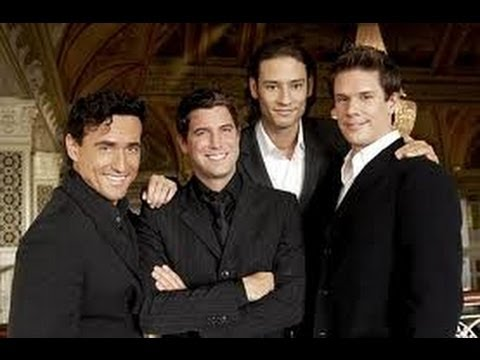 il divo first ever interview 2004 exclusive 40 minute interview
