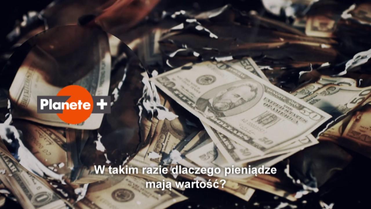 Fikcyjne bogactwo, czyli 97% z niczego (zwiastun Planete+) - YouTube