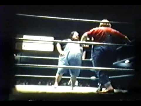 Haystack calhoun midget wrestling photo