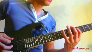 Black Veil Brides - The Legacy (Аккорды, видео урок)