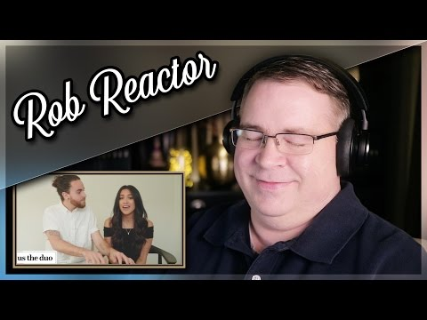 Us The Duo Reaction | Top Hits of 2016 in 3 minutes