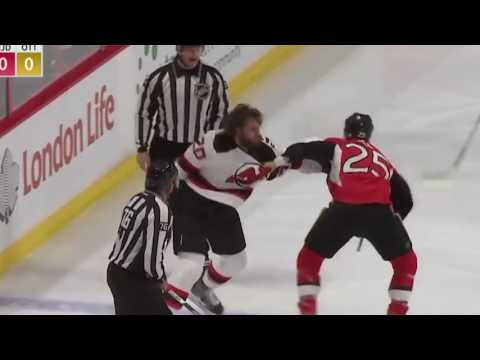 NHL 2016-17 Hits