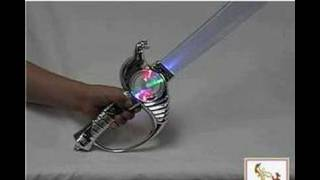 Pirate Swords with flashing lights and sounds