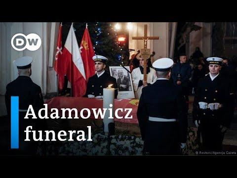 Adamowicz funeral: Poland bids farewell to Gdansk mayor | DW News