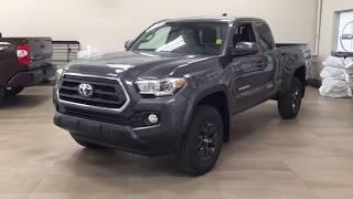 2020 Toyota Tacoma SR5 Review