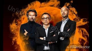 Intervista Tripla-Chef.Cracco,Chef.Barbieri e Bastianich