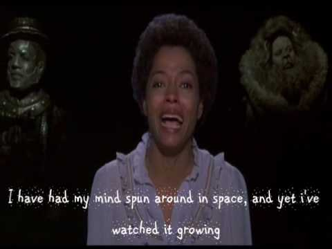 Home the Wiz Lyrics on screen! Sang By Diana Ross