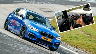 Drag-Built 500 *AWHP* BMW M140i xDrive on the Nürburgring