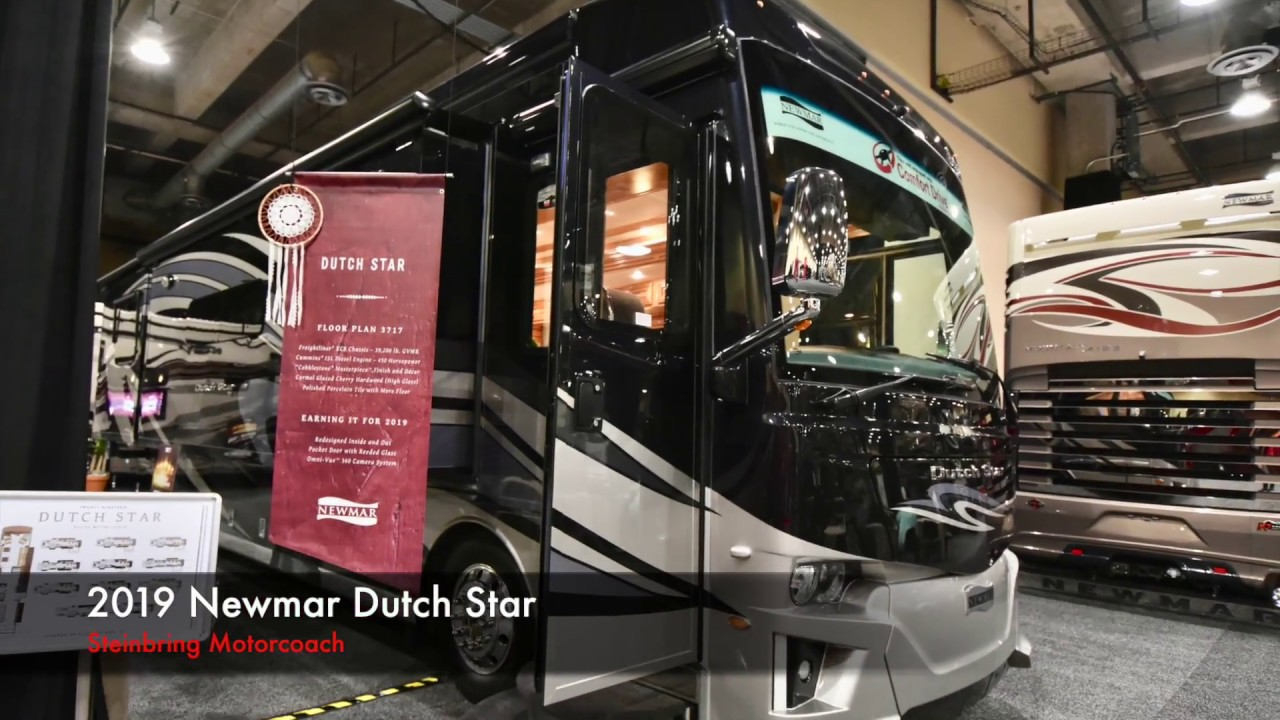 All New 2019 Newmar Dutch Star 3717