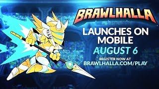 Brawlhalla - Official Mobile Announcement Trailer