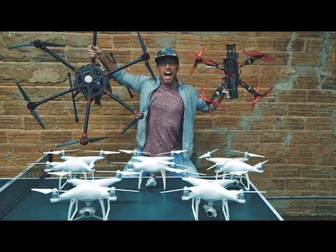 Best Drone to Buy in 90 Seconds! (quadcopter, hexacopter or octocopter)