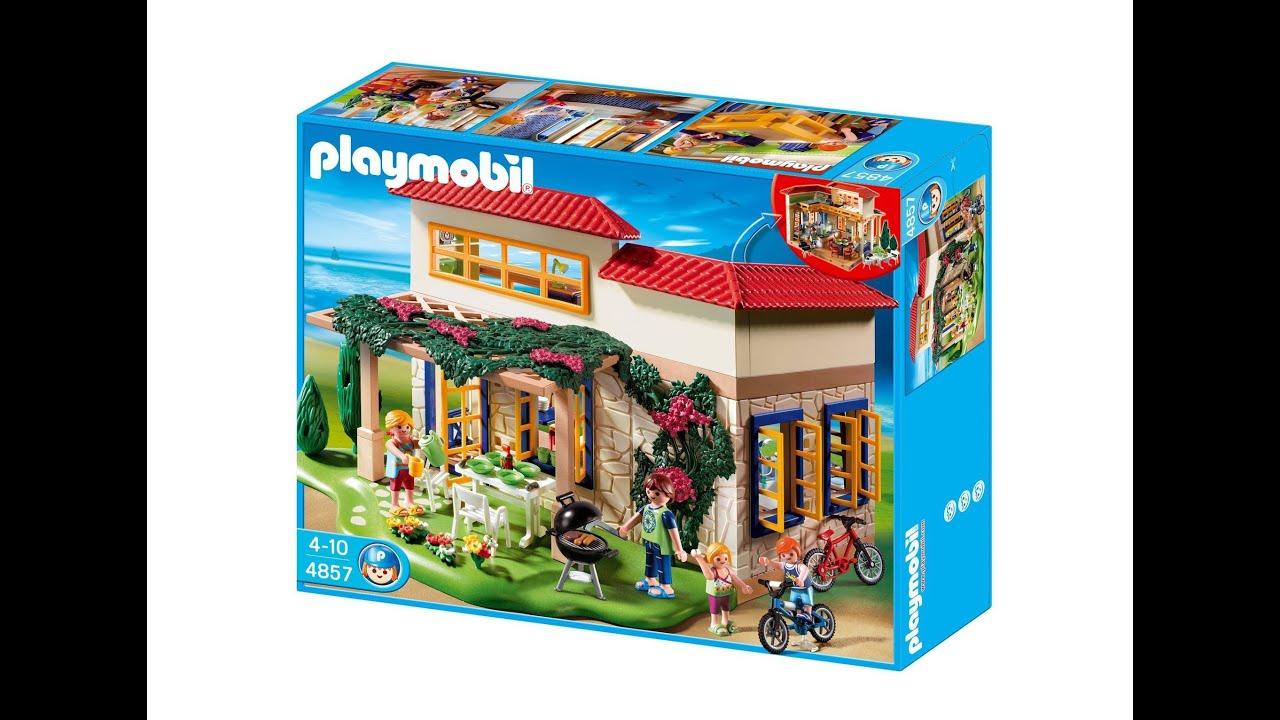 quot playmobil 4857 ferientraumhaus quot vorstellung